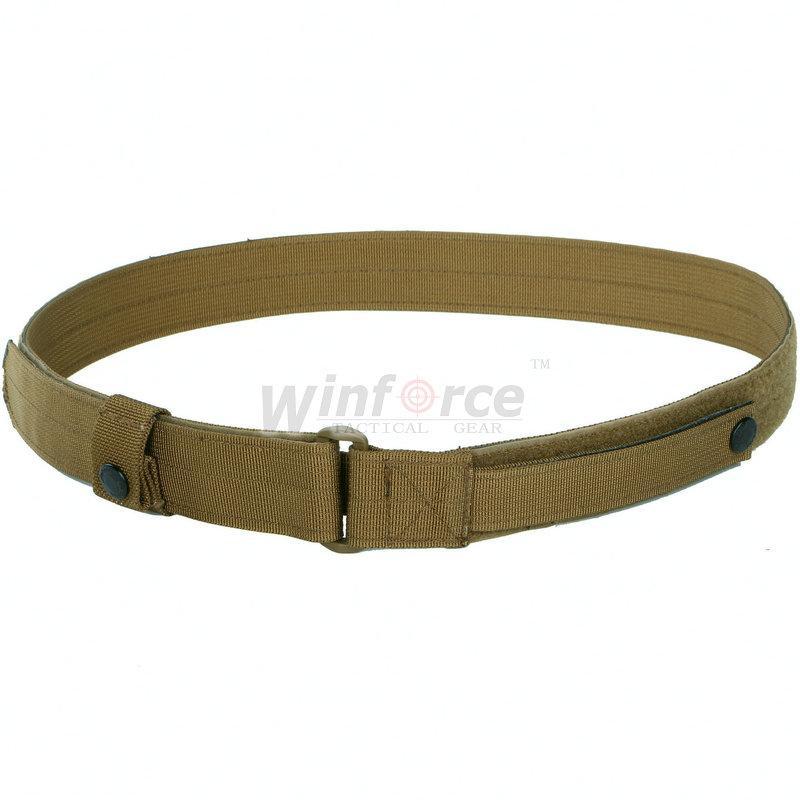 WINFORCE taktische Ausrüstung WB-07 38mm leichter Gürtel / 100% CORDURA / QUALITÄT GARANTIERTE OUTDOOR