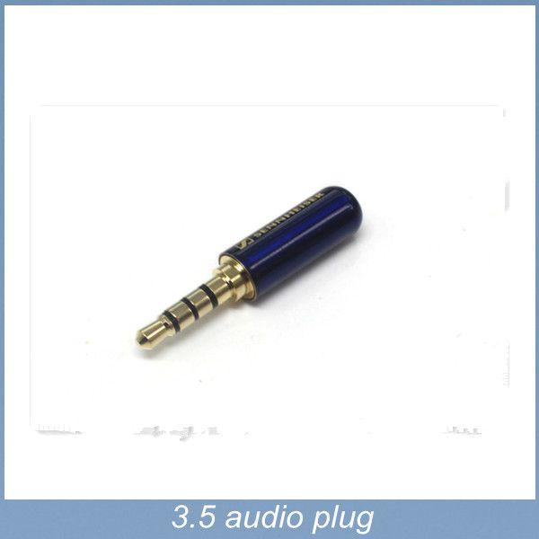 4 القطب 3.5 ملليمتر سماعة جاك ذكر جاك 3.5 ملليمتر موصل الصوت مطلية بالذهب ل 4 ملليمتر كابل محول شحن مجاني