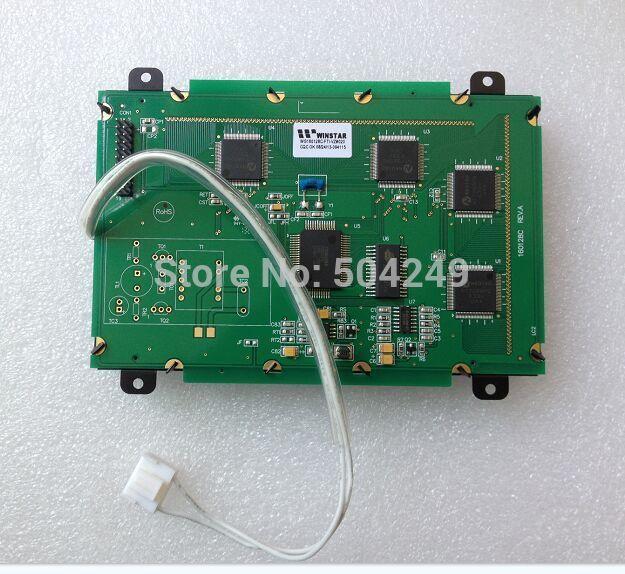 MSG160128C MSG160128C-FTI-VZ # 002 160128C Painel LCD novo e original
