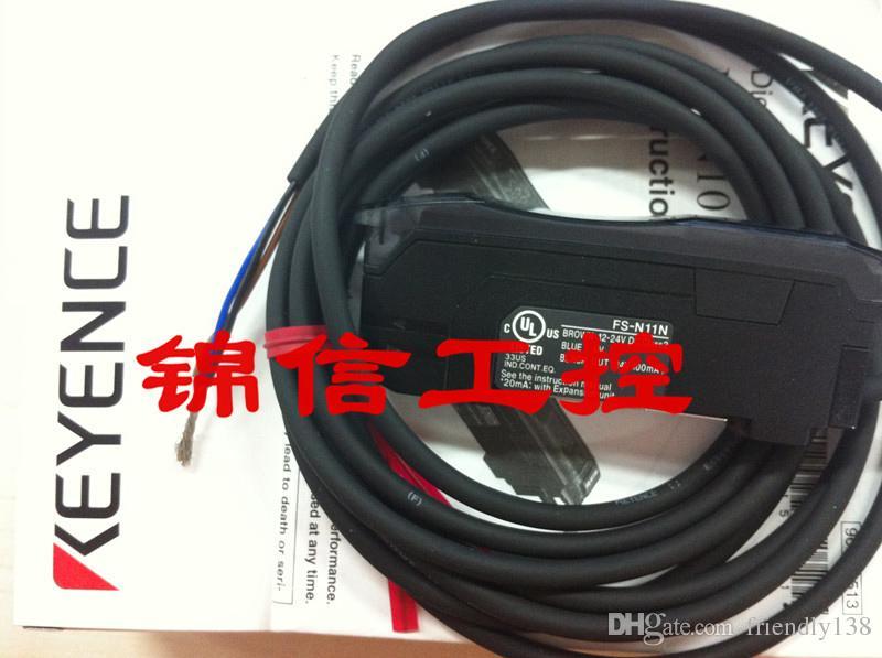 FS-N11P Keyence Fiber Optic Sensor NEW IN BOX