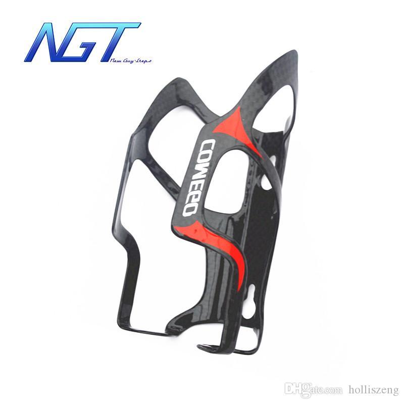 New Guy Steps Carbon Cage Portaborraccia per bicicletta Portabatteria Accessori Carbono Vendita Il telaio Bicicleta