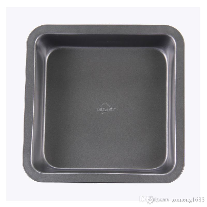 Nonstick Square Cake Pan - DIY Cake Bread Mold Pizza Pan Mould Baking Pastry Tool Kitchen Bakeware Accessories