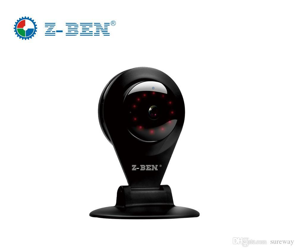 كاميرا ZBEN Mini HD720P Wifi IP IPBH05 Z-EBN Smart P2P مراقبة الطفل اللاسلكية CAM CCTV كاميرا الأمن