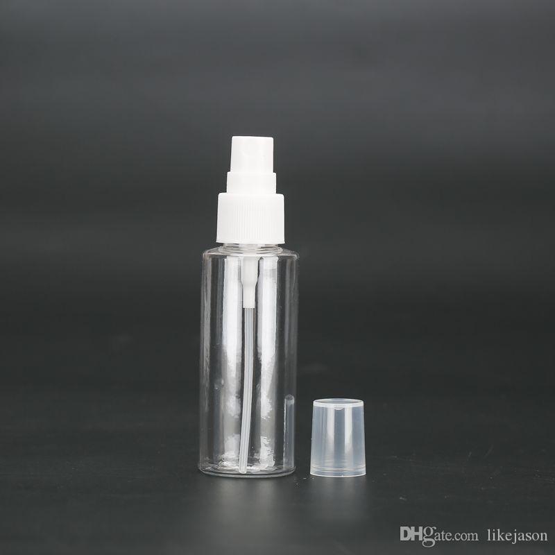 Großhandels- 50ml Sprühflasche, PET-Flasche, Parfümflasche