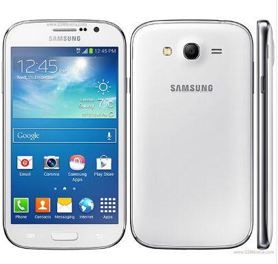 Original Desbloqueado Samsung Grande Neo I9060 5MP 1 GB de RAM + 8 GB ROM 5 `` Dual Sim Quad Quad Core Remodelado Smartphone Frete Grátis