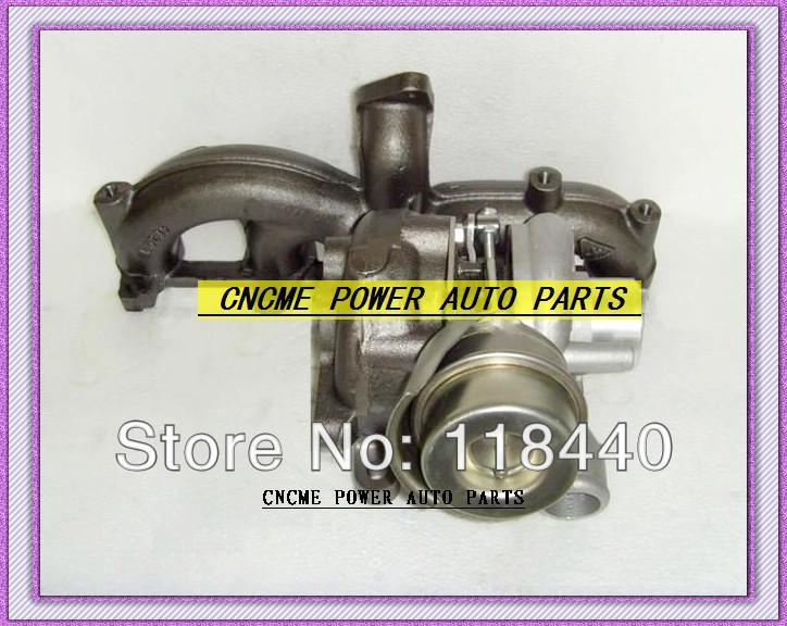 BEST TURBO KP39 54399880017 038253016L Turbolader für Audi A3; Seat Alhambra Fabia 1.9Tdi VW Bora Golf Polo 1.9Tdi ATD 110 PS
