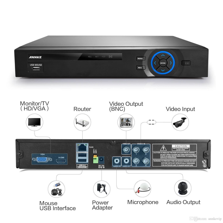 CCTV Camera Video Audio /& Power Cable BNC RCA DVR 35M 110FT