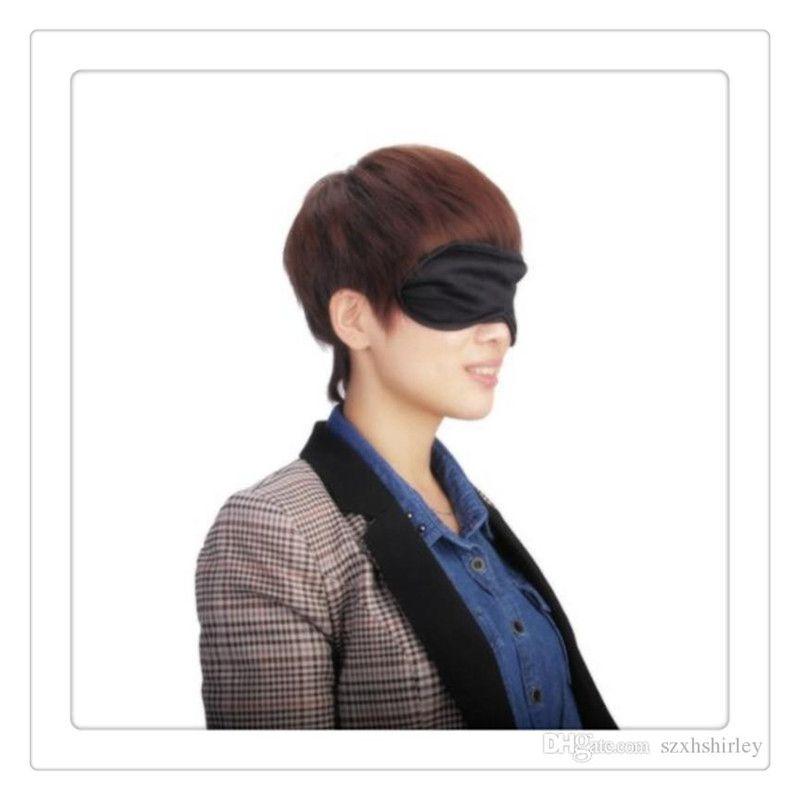 Vision Care Sleep Masks Sleeping Aid Eye Mask Travel Relax Cover Motorcycle Goggles Glasses Eye Masks Shade Nap Cover Blindfold Beauty Tools