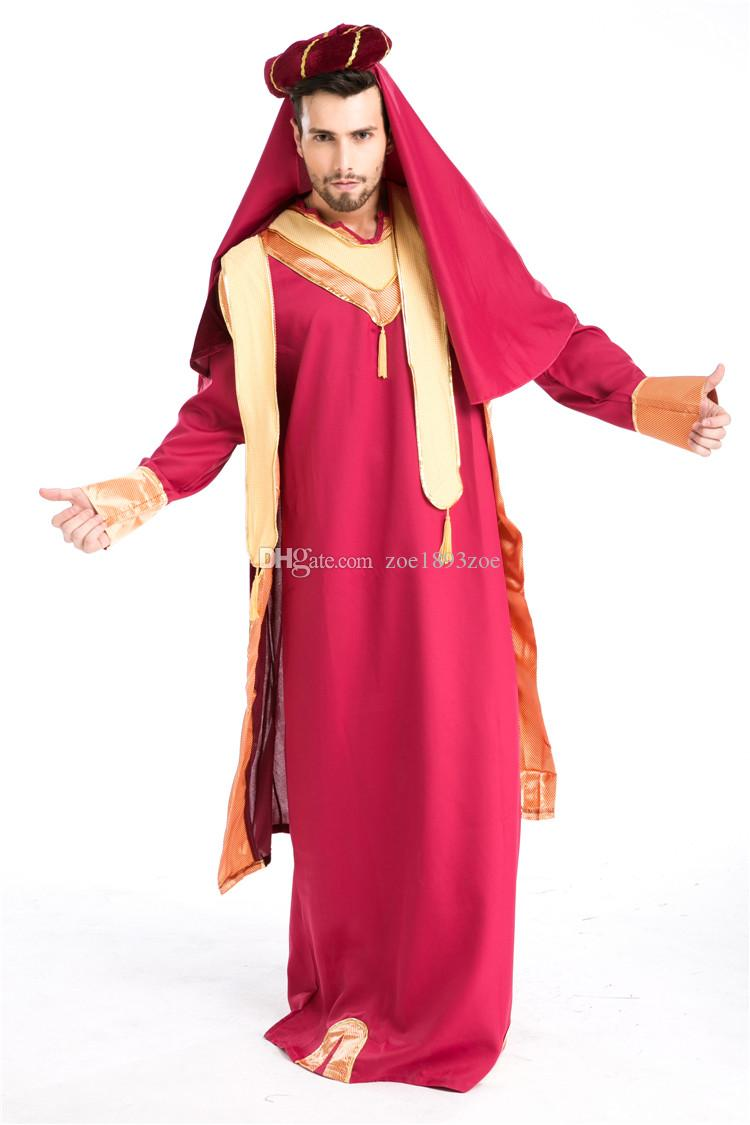 arab king prince noble cosplay drama costume halloween exotic adult