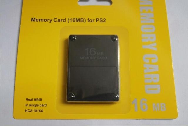 8MB 16MB 32MB 64MB 128MB Memory Card Stick Save Games Flash Data Stick For Sony PS2 For Playstation 2 Accessories