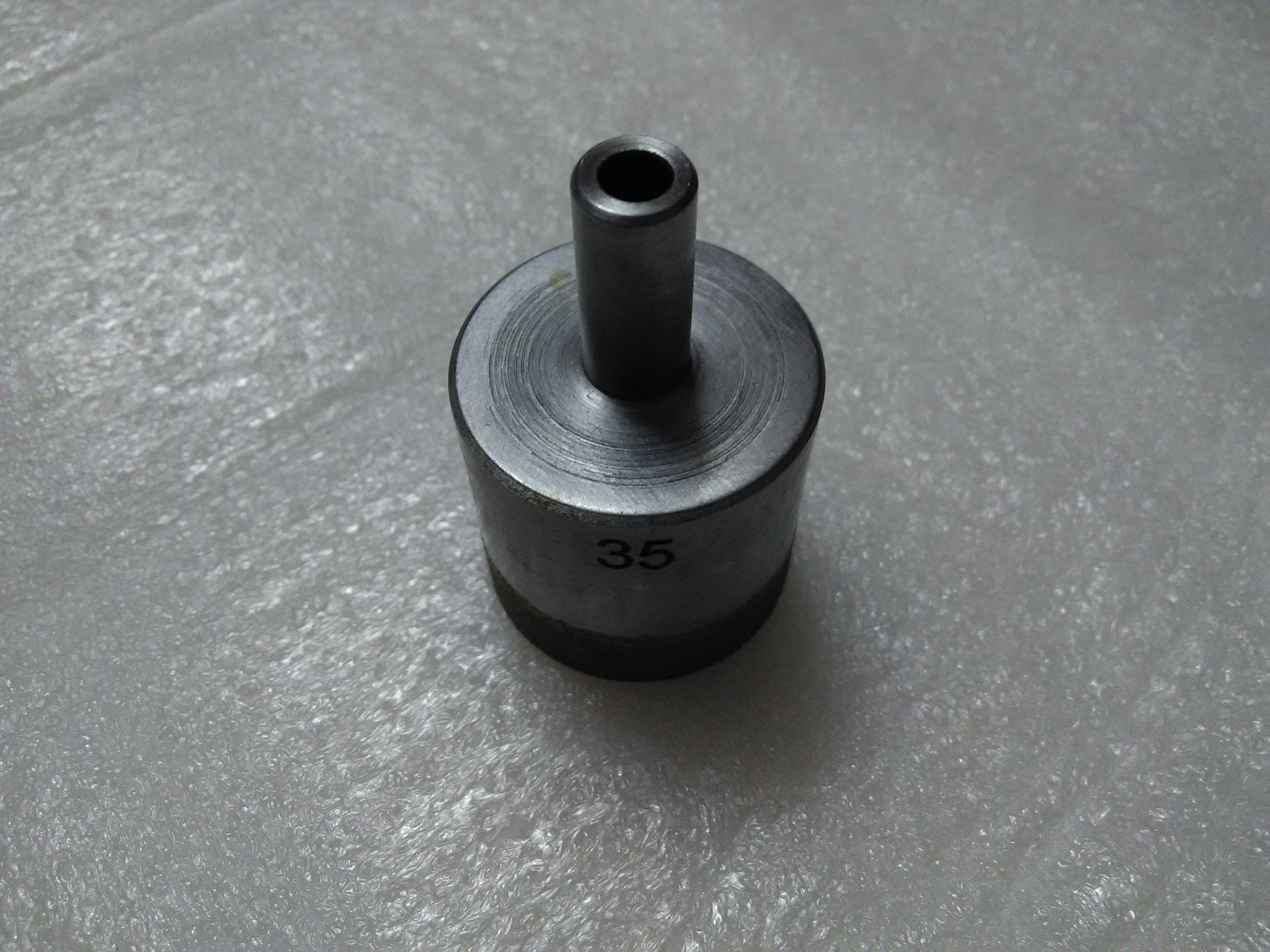 Broca do núcleo do diamante broca de vidro broca sinterizado pouco para a haste reta de vidro navio livre 35mm-50mm