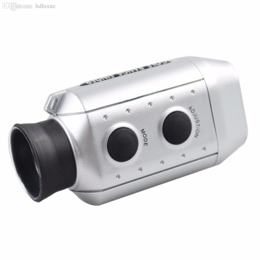 Großhandels-Qualitäts-7X Digital Golf-Entfernungsmesser Golfscope Golf BEREICH freies Verschiffen -15