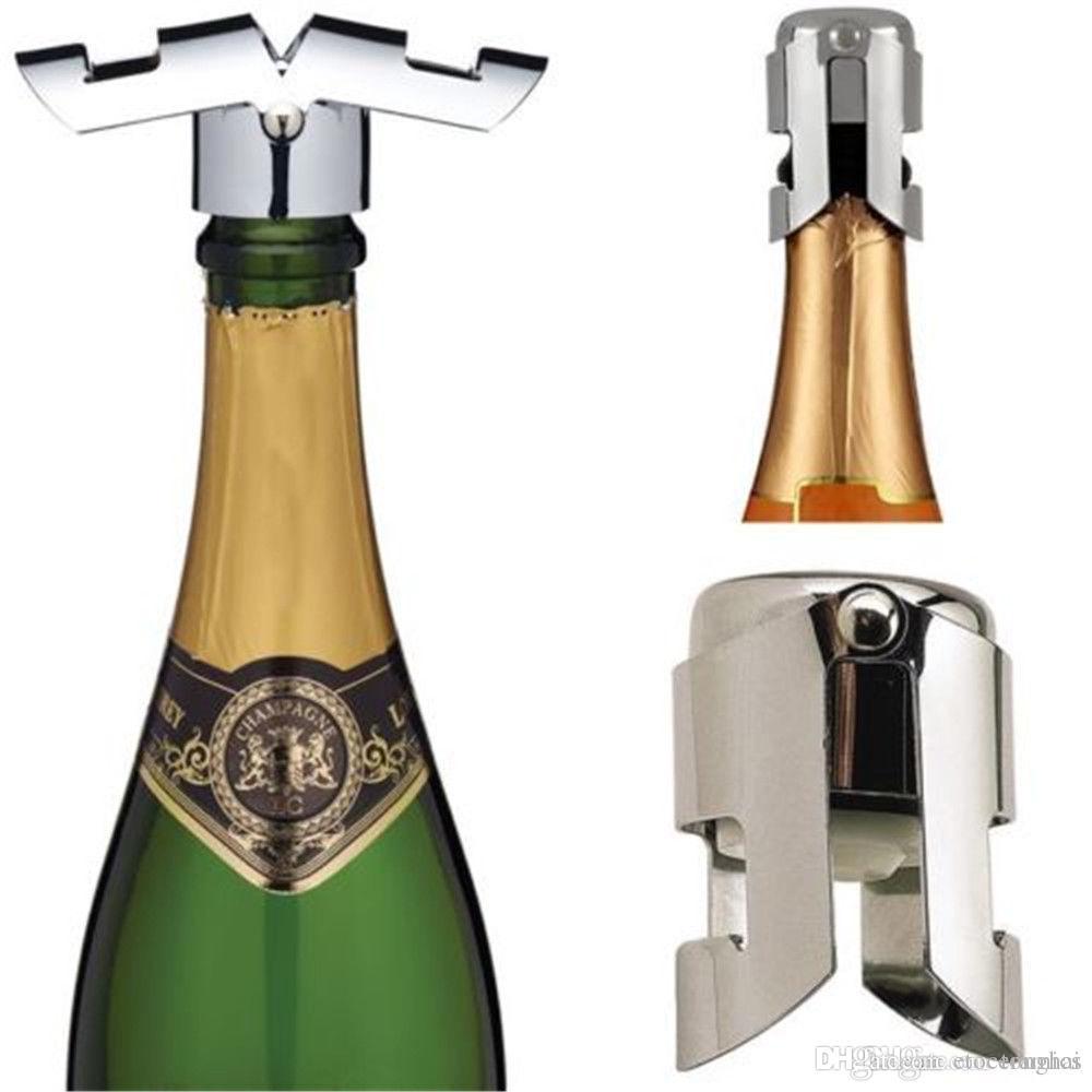 Champagne Stopper Wine Pourer Wine Bottle Stopper Wine Cork Gift UK Seller