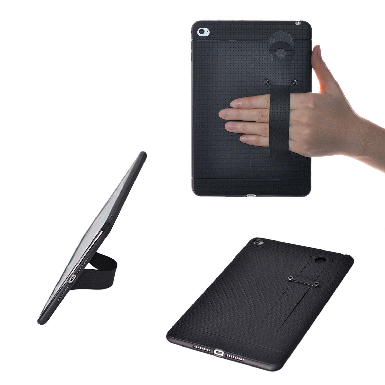 TFY Dragonne Support à avec couverture souple pour iPad Mini 4