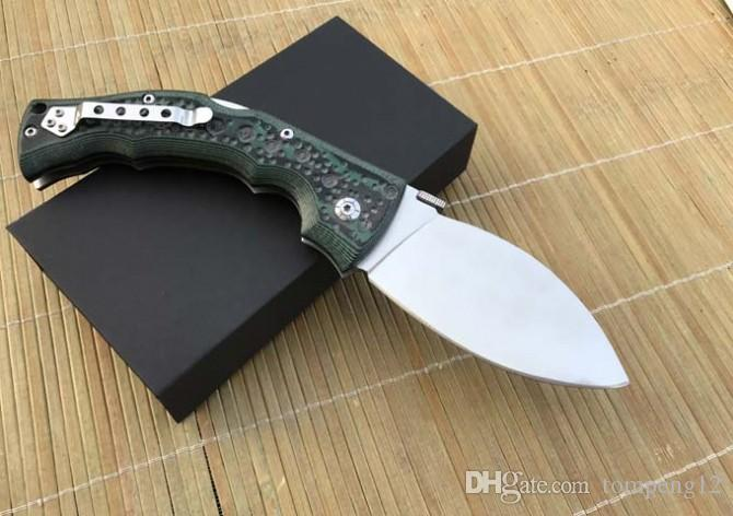 Cold steel nine tail big knife 440C 58HRC folding knife and Hunting Knife free shipping 1 pcs