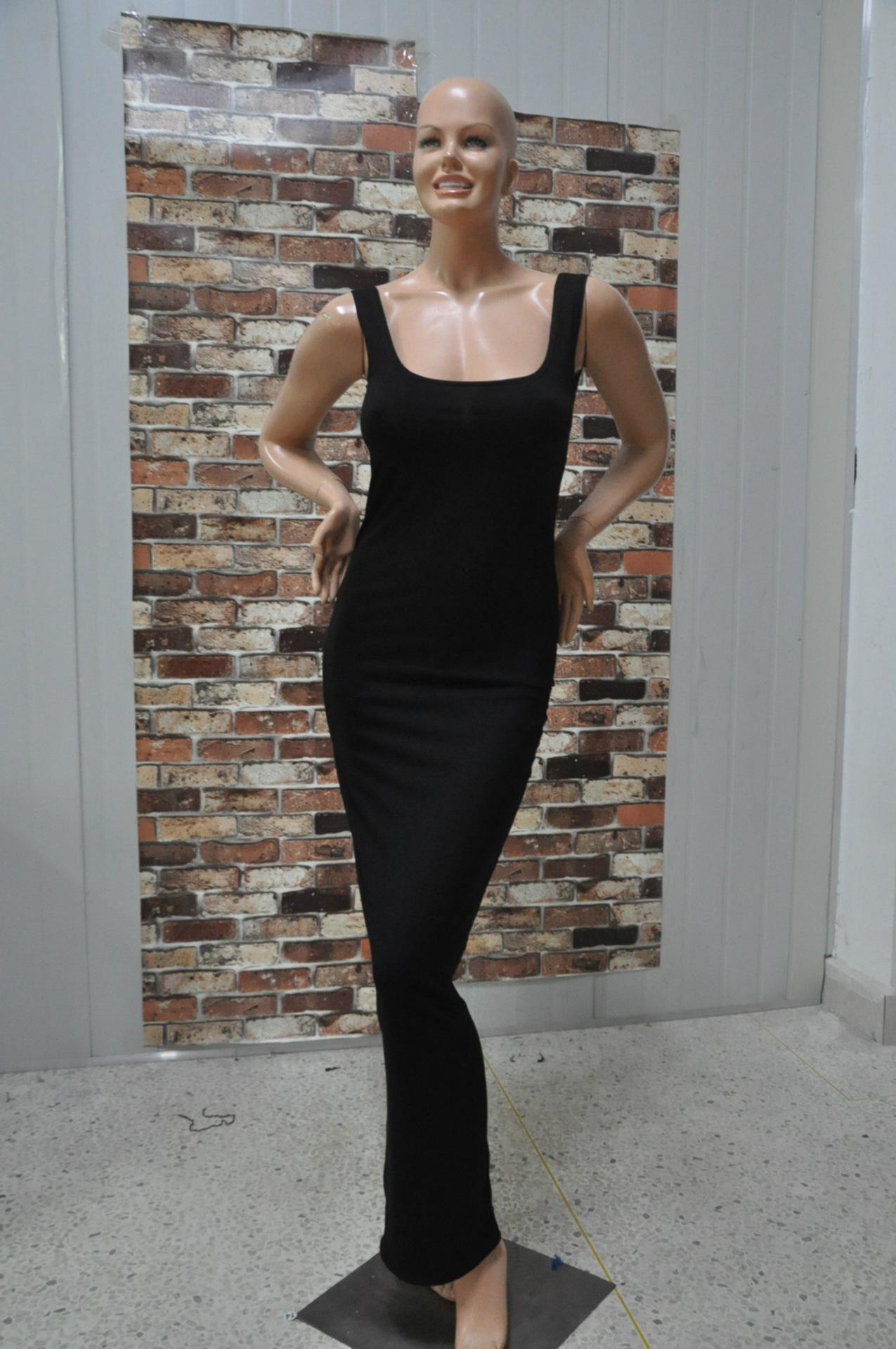 Backless Sleeveless Long Dresses