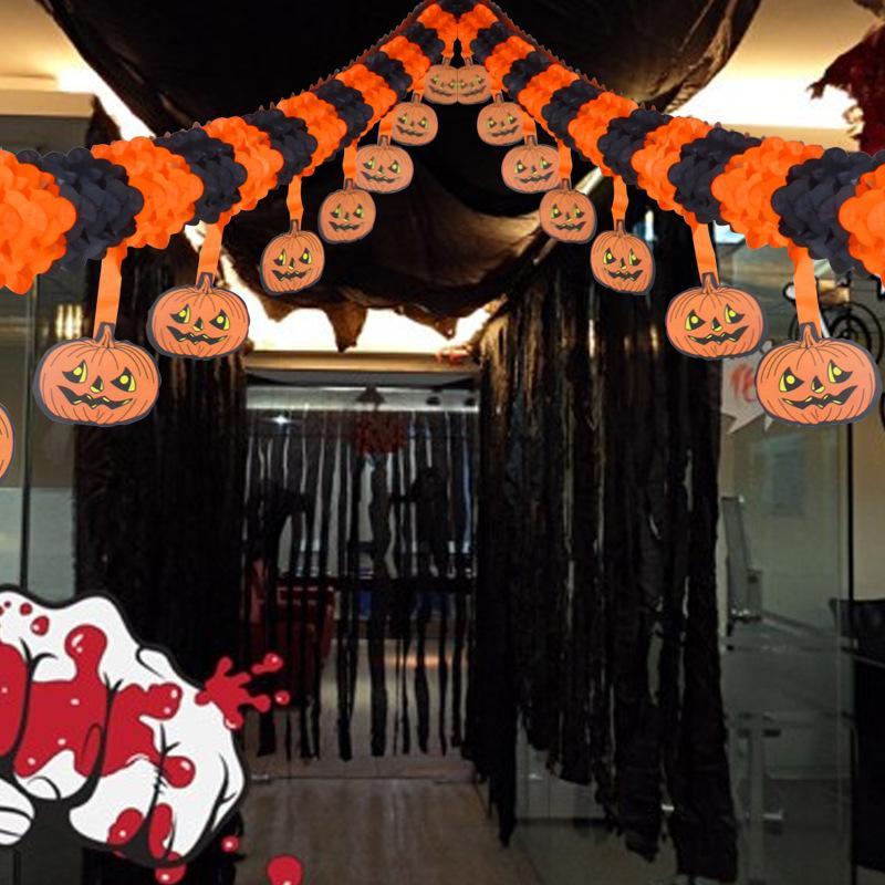 Halloween Feriados Abóbora Decor Kids Fun Decoração de Festa Suprimentos Fontes Do Evento Decoração de Halloween WB060 P16 0.5