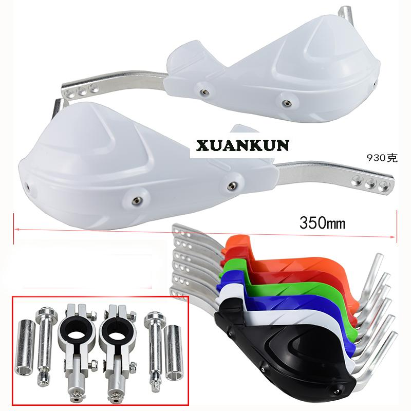 Rod en alliage d'aluminium de bloc d'armure de moto hors route / pare-brise avant / couverture anti-lutte / arc