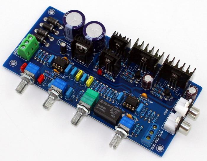 Freeshipping المزدوج AC12V-0-12V الفئة a ne5532 كبار حمى لوحة لوحة الصوت قبل المضخم ل HI-FI amplifier