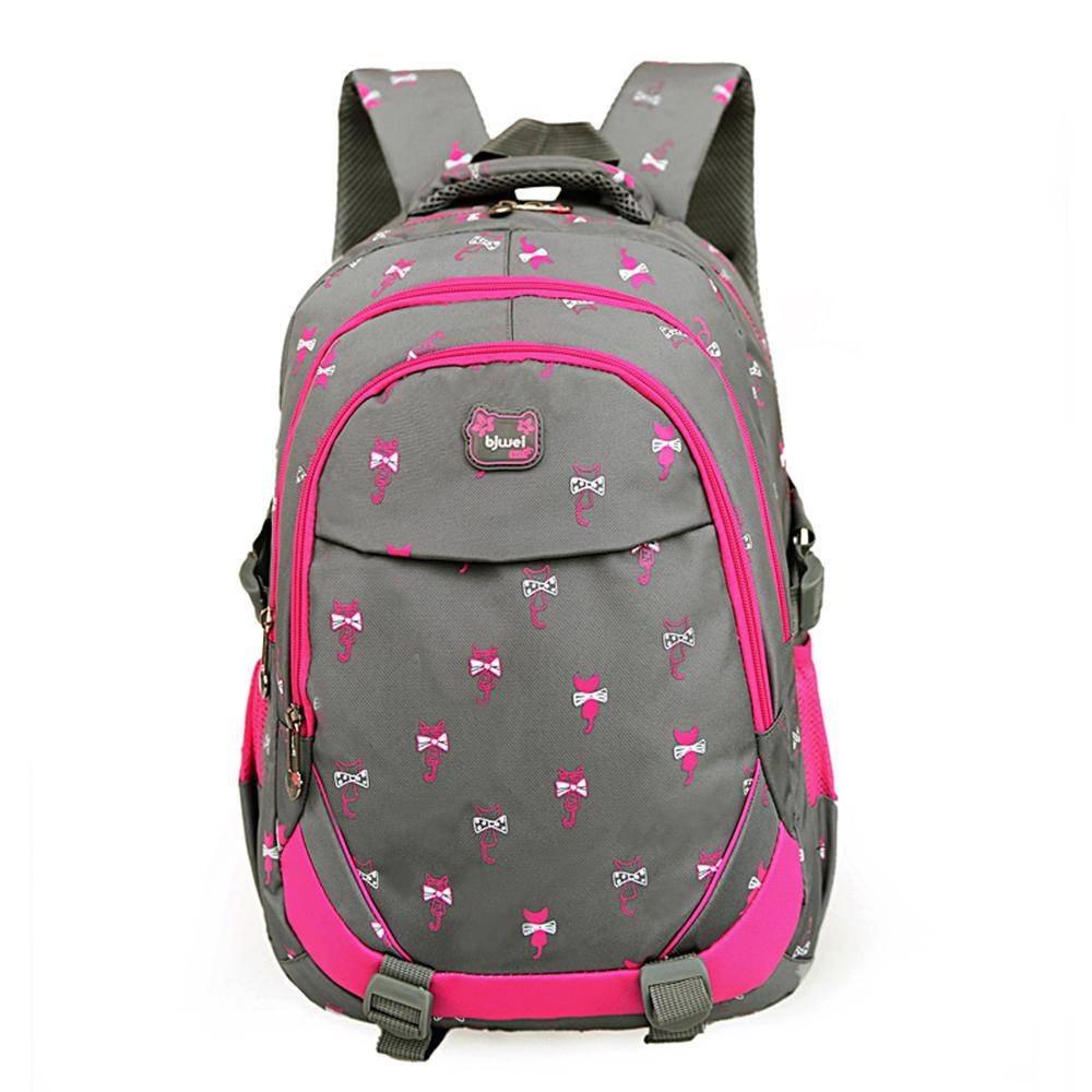 2017 2016 Hot Girl Cute School Backpacks Children Backpack School ...