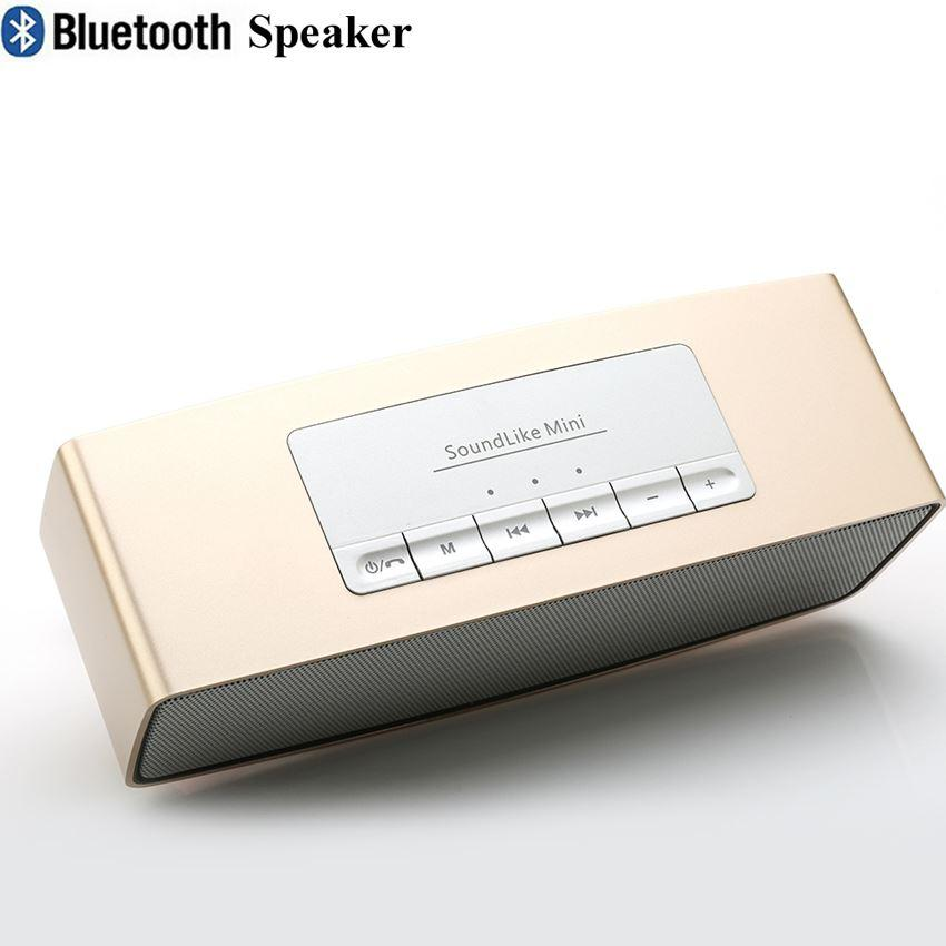 Portable Mini Wireless Bluetooth Speaker Stereo altavoz bluetooth Audio Receiver Enceinte Subwoofer altavoz Loudspeakers