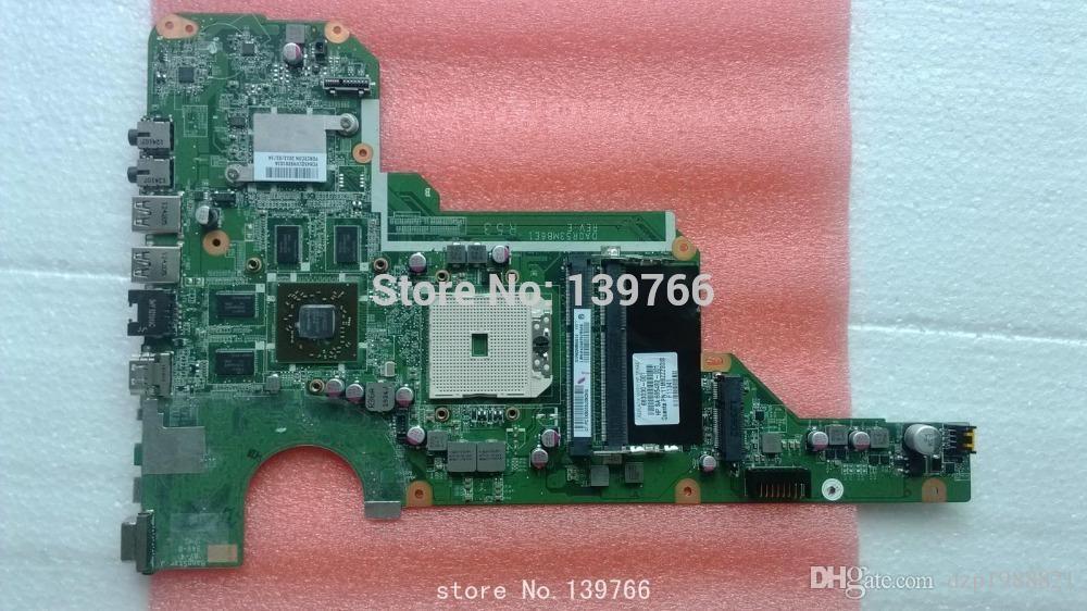 683031-001 683031-501 carte mère pour ordinateur portable HP pavilion G4 G6 G7 G4-2000 g6-2000 g7-2000 avec chipset amd DDR3 A70M 7670 / 2G