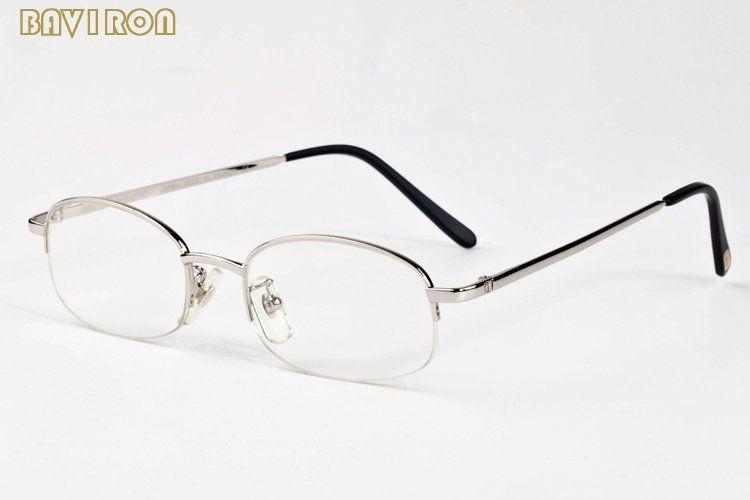 с коробкой 2017 полу половина без оправы серебро золото металла небольшие солнцезащитные очки для женщин мужчин буйвол очки люнеты