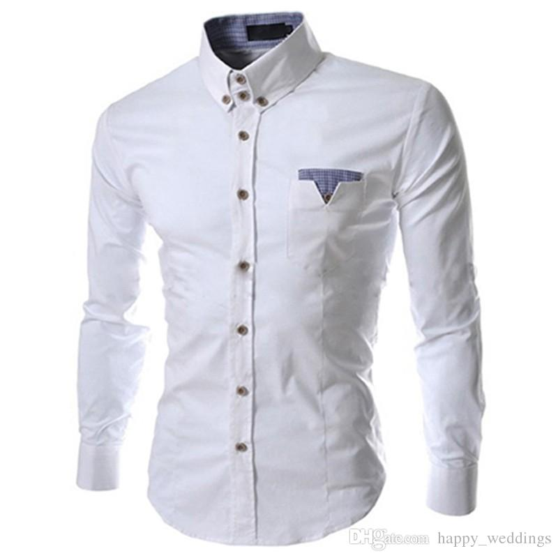 Formal White Shirt For Man Online Wholesale Distributors, Formal ...
