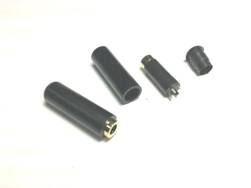 20 UNIDS 3.5mm 4 Polo Reparación Hembra Auriculares Auriculares de Soldadura de Audio DIY