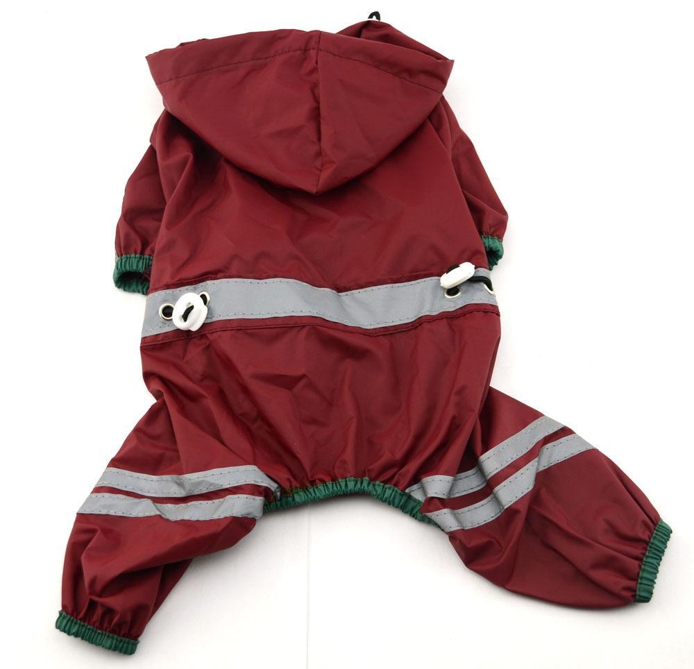 Cool Katze Mantel Xs Wasserdicht Bekleidung Regenmantel Regen Jacke Kleidung Glitzerstange Welpe Großhandel Schöne Haustier Hund Kapuzenpulli Netto 5ALRj4