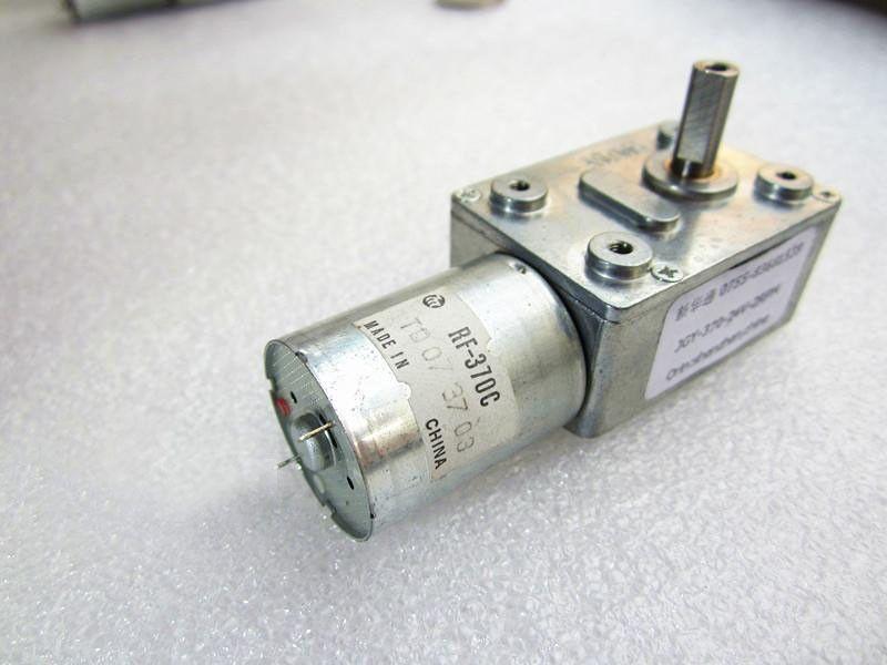 2 3 6 10 18 60 100 rpm 12 V Motor 1-375 r / min DC 6 V 24 V Motor Da Engrenagem Reversa Redução de Torque S 12 Volt Engrenagem Sem Fim Do Motor