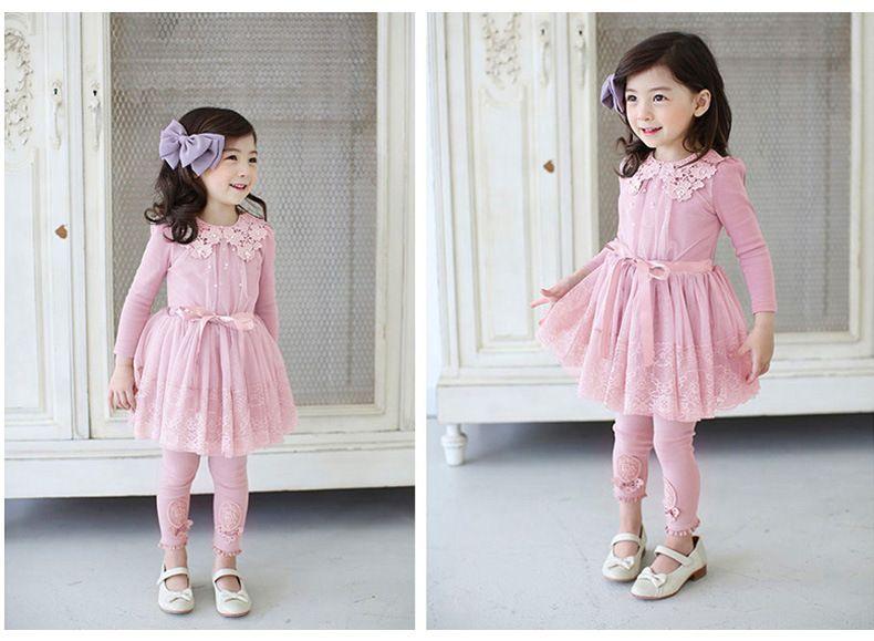 kids formal lace baby girl wedding dress princess bridesmaid flower girl dresses wedding party dresses baby