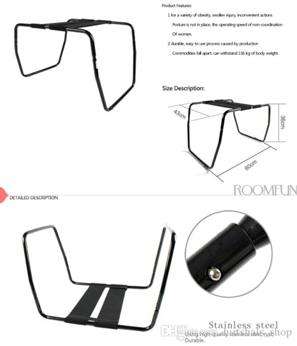 Trampolín, Polímero Sexo Acero Parejas Juguetes Productos Sexo Adulto Muebles inoxidables, Material de silla para TPU FBWMF