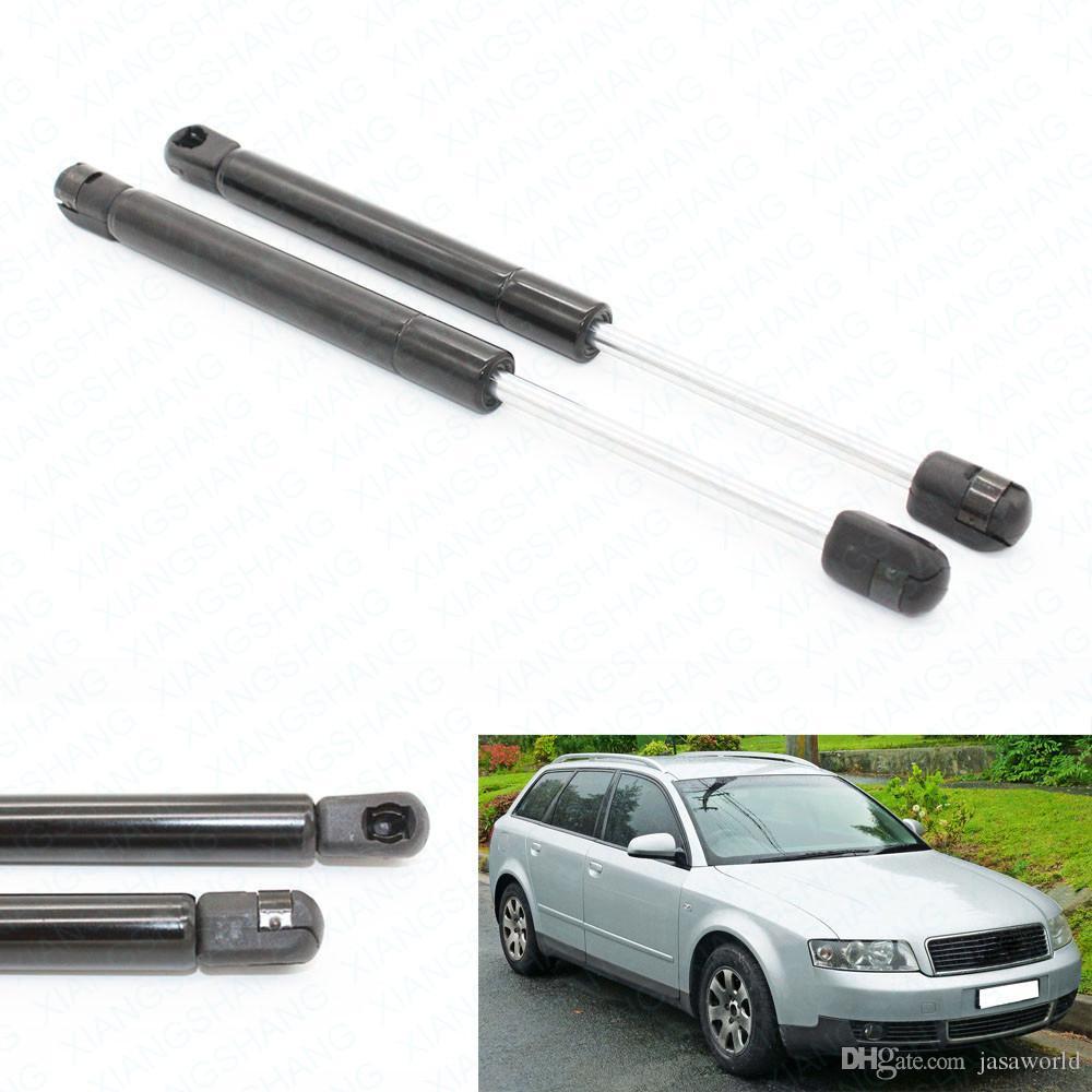 2pcs portellone posteriore del tronco Portellone Tronco Ascensore Supporta Molle a gas Sollevare Springs per Audi A4 A6 A4 Quattro 2002-2003 2004 2005