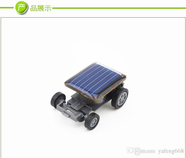 La più piccola auto giocattolo giocattoli per bambini creativi fai da te strana nuova auto