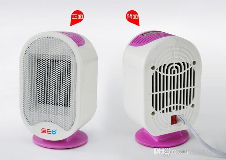 MinF02-5, envío gratis, calentador portátil, suministro directo de fábrica en el hogar de invierno saling caliente AC220V, mini calentador de escritorio eléctrico