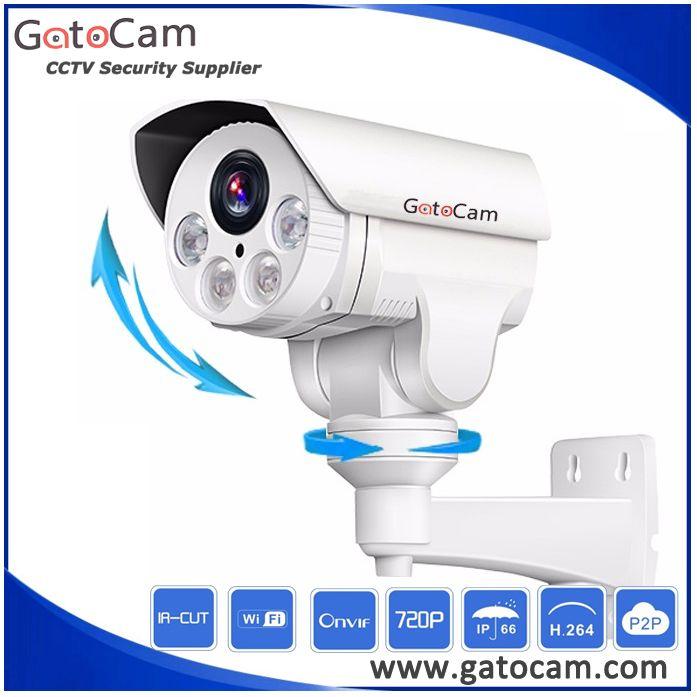 2MP 1080P Bullet AHD PTZ Camera 2.8-12mm 4x Zoom Auto Cruise 256 preset 80M IR Distance Pan-Tilt-Zoom