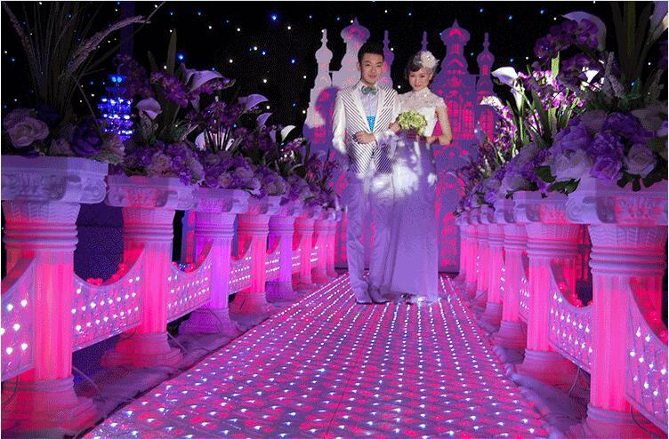 60cm 60 cm shiny crystal led wedding mirror carpet aisle runner t without red and white wedding decorations without wedding a place which is used for wedding can never be lack of sa wedding decor junglespirit Images