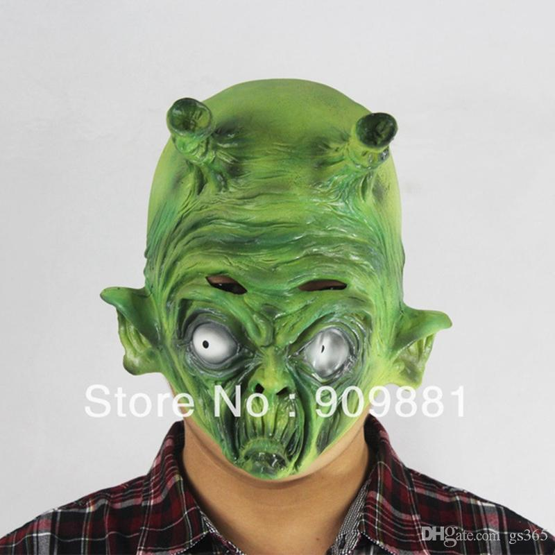 Super Hero Alien Devil Masquerade mask Unisex Halloween Costume Prom Party Mask