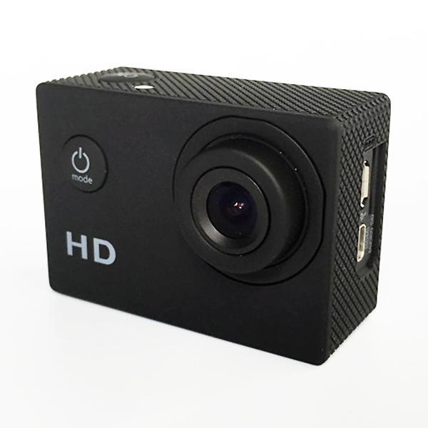 Waterproof 2 Inch LCD Screen SJ4000 style 720P Full HD Camcorders SJcam Helmet Sport DV 30M Action Camera 5pcs/lot DHL shipping