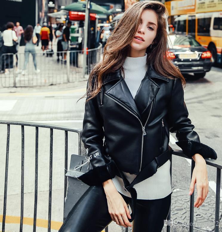 Womens Fashion Street Style Jacket