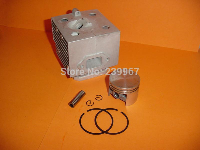 Cylinder Kit Outdoor Power Equipment Gasket Fit Blower Stihl BR420 SR420  Rep 42030201201 46mm