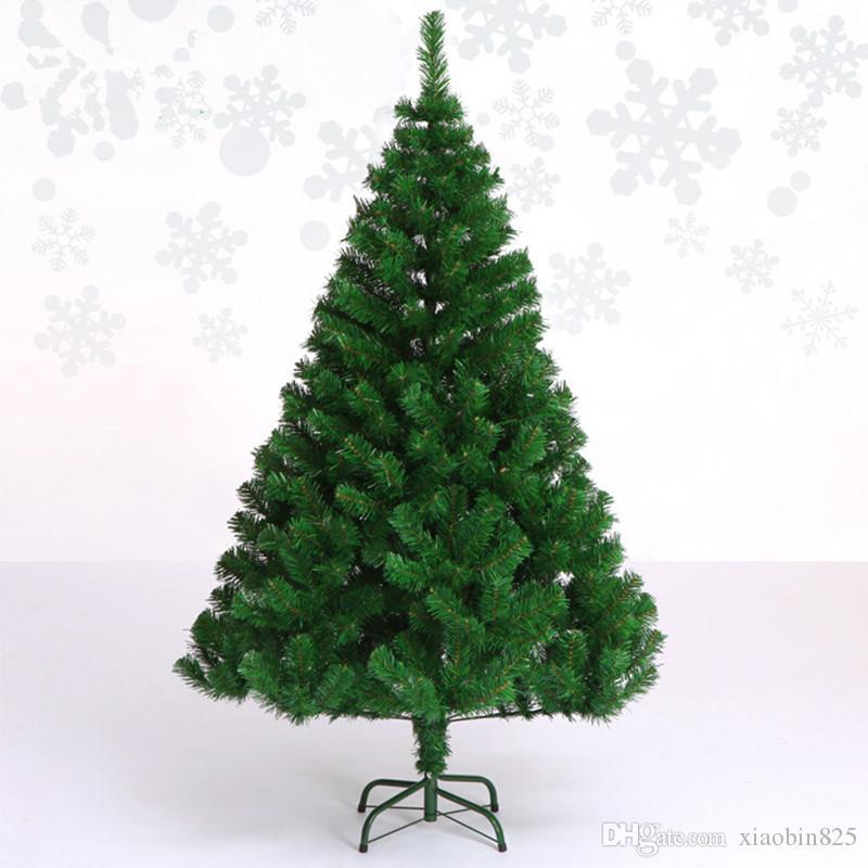 Weihnachtsbaum 1,5 m / 150cm Luxus Verschlüsselung Weihnachtsbaum Weihnachtsbaum gewöhnliche Dekoration