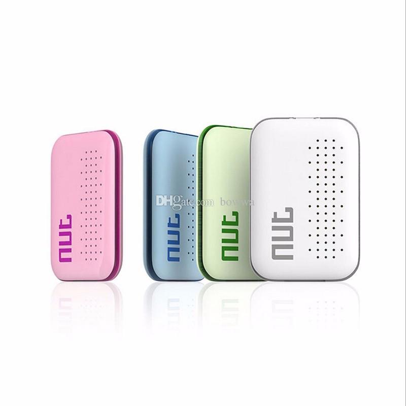 Ücretsiz DHL Somun 3 Akıllı Bulucu Bluetooth Izleme Anahtar Kablosuz Nut3 Mini izci Etiketi için Çocuk Pet Anahtar Sensörü Alarm GPS Bulucu VS Somun 2