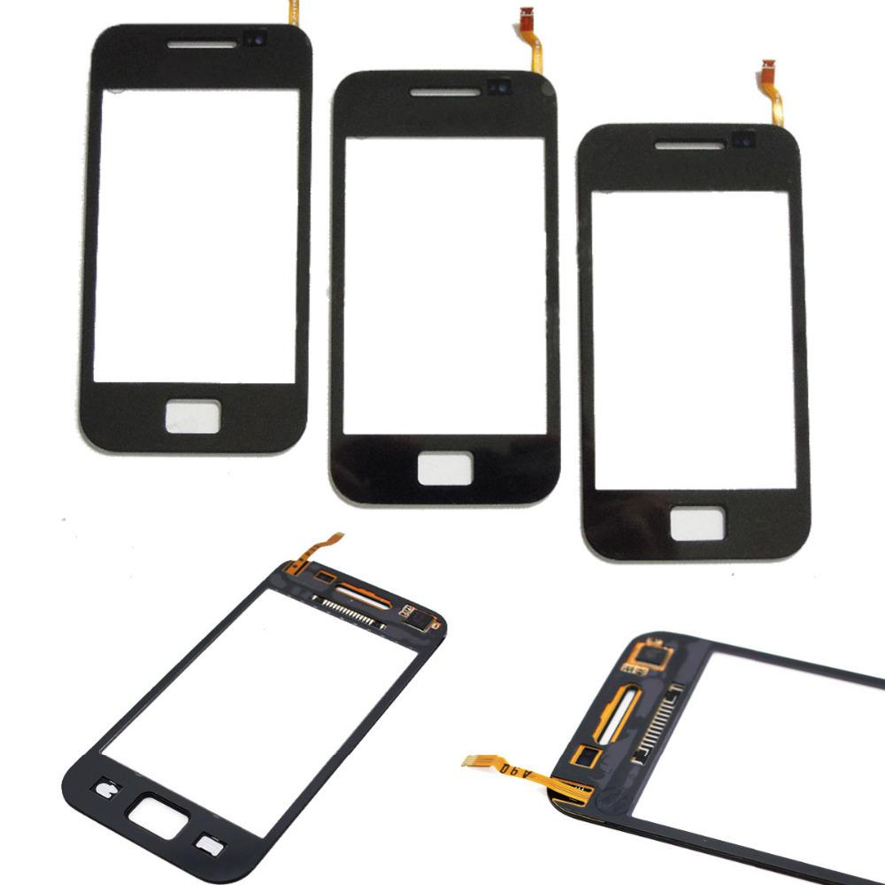 Black Touch Screen Glass Lens For Samsung Galaxy Ace S5830 S5830i gt-s5830i Free Shipping