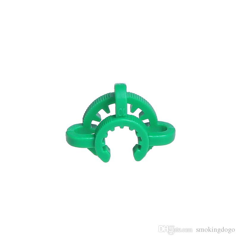 Fumo Dogo Down Stem Clip Clip in plastica 18mm 14mm usata per giunzioni di vetro