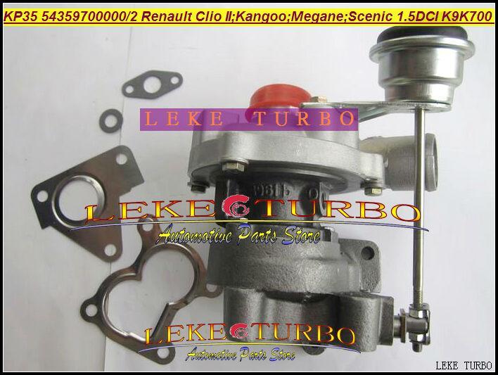 KP35 54359880000 54359880002 turbo for Renault Clio II Hatchback Kangoo Megane Scenic 1.5L DCI K9K700 K9K K9K710 TURBO (8)