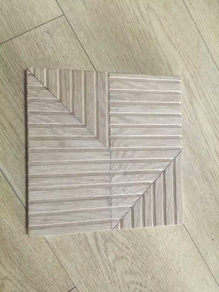 Eichen-Abziehbild Möbelabdeckung solides Laminat floorei Russland Eiche Kunst und Hartholz Massivholzfliesen Holz-Parkett-Parkett