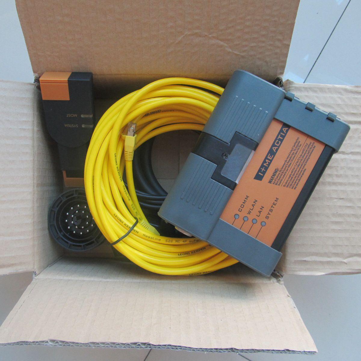 Pour l'outil de programmation de diagnostic BMW ICOM A2 + C sans câbles HDDSFull Kit de 2 ans Garantie en vente