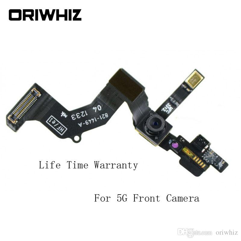 For iPhone LCD 5G 5S 5C 6G 6 Plus 6S 6Splus Proximity Sensor Light Motion Flex Cable Front Facing Camera Cam Small Camera